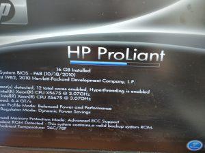 安装centos6.5的HP服务器如何设置来电自动重启自动开机-微尘博客