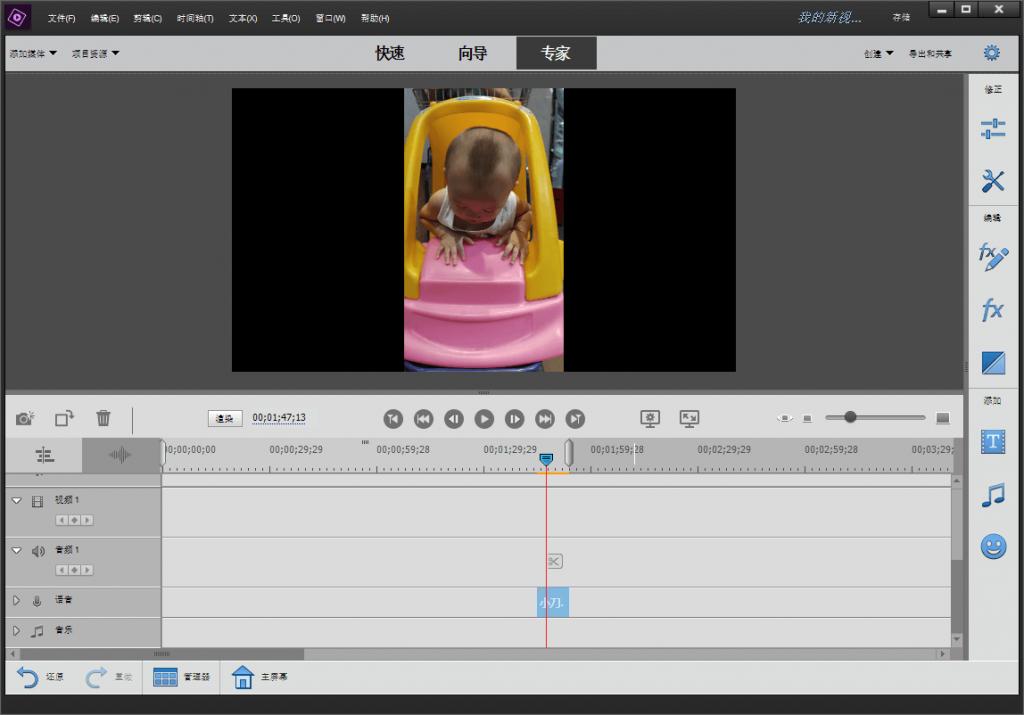 Premiere Elements 2021 视频编辑软件-微尘博客