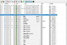 Process Monitor v3.60汉化版(Windows 监视工具)-微尘博客